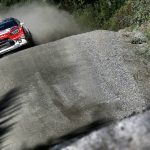 Meeke storms to Friday lead in Finland