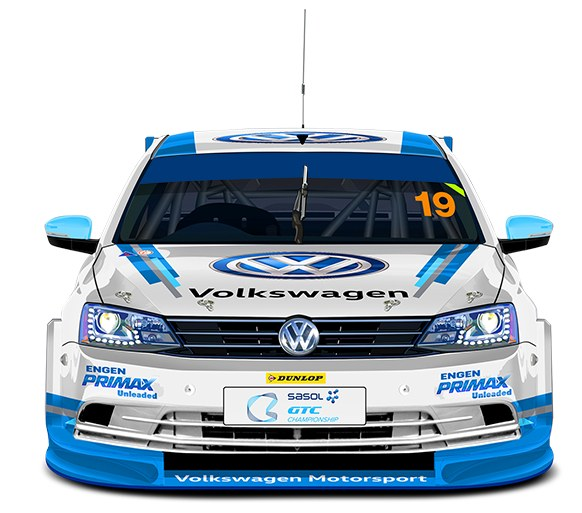 Global Touring Car Championship Competition For Volkswagen At