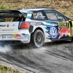 Ogier fastest in opening test