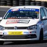 A day of thrills for Engen Volkswagen Cup field at Zwartkops Raceway