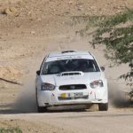 Drivers pumped up for Jordan National Rally