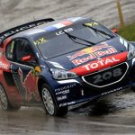Rallycross – Loeb, Hansen and their PEUGEOT 208 WRXs head for Canada