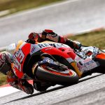 Brno MotoGP: Marquez passes Rossi to score sensational pole