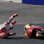 MotoGP: Marquez Dislocates Shoulder in Austria