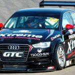 Audi man takes opening GTC races