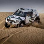 MINI ALL4 Racing to compete at the Hungarian Baja