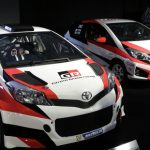 2017 a development year for Toyota WRC