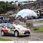 FIA probe Panzerplatte stage