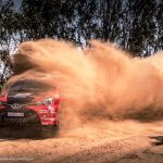 De Villiers retires from Heidelberg Rally