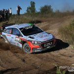 Paddon tackles his least preferred surface in Rallye Deutschland