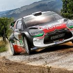 Lefebvre and Moreau suffer fractures in Rally Germany crash