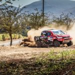 CHALLENGING AND TECHNICAL ROUTE FOR SUN CITY 450