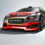 2017 Citroën C3 WRC Paris concept will spawn Fiesta ST rival