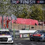 One, two, three, QUATTRO in World Rallycross