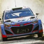 Improving Hayden Paddon takes on twisting Tour de Corse