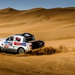 SOUTH RACING SET TO RUN DMAS SOUTH RACING FORD RANGERS FOR GARCES AND OUŘEDNĪČEK IN SIX-DAY RALLY OF MOROCCO
