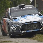 WRC: Competitive debut for Hyundai R5 in Corsica