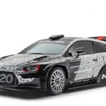 Hyundai's 2017 WRC car has a massive wing