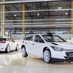 Hyundai Motorsport reach milestone in New Generation i20 R5 programme