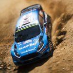 Østberg makes it 100 WRC starts at Tour de Corse