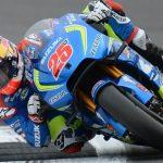 Maverick talent wins maiden MotoGP in style