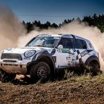 MINI All4 Racing field five crews for 2016 Rallye du Maroc