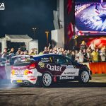 Nasser's second FIA title in a week