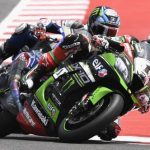 Rain master Jonathan Rea increases World Superbikes series lead in Germany