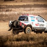 TWO CO-DRIVERS FOR FORMER SA CHAMPION ON SUN CITY 450