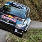 SS1: Ogier sets pace in Corsica