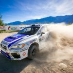 39th Annual Pacific Forest Rally this weekend