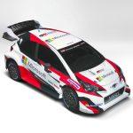 Toyota 'reveals' Yaris WRC test car, confirms Microsoft deal
