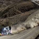 Seventy-seven cars for Corsica WRC round