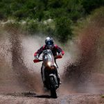 Hero Motosports' Santosh positive about his Dakar chances
