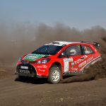 TOYOTA CAPE DEALER RALLY COULD BE POULTER'S GAME, SET AND MATCH