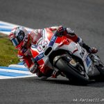 MotoGP: Dovizioso Grabs Pole at Rain Soaked Sepang