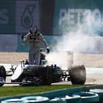 F1: Hamilton right to vent anger – Mercedes