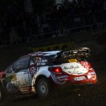 Meeke Hoping To End Year On A High