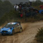 Østberg happy to be back at Wales Rally GB