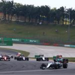 F1 Malaysian GP: Ricciardo wins after Hamilton retires and Rosberg spin