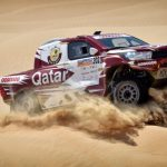 Al-Attiyah gives Overdrive and Toyota sixth win