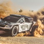 The PEUGEOT 3008 DKR's dress rehearsal ahead of the 2017 Dakar continues