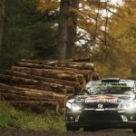 WRC Rally WalesGB: Ogier seals win ahead of charging Tanak