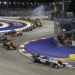 Formula One: Nico Rosberg wins, Mercedes clinch constructors' title