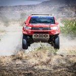 DAKAR TESTING CONTINUES AS TOYOTA GAZOO RACING SA TAKES ON THE ATLAS COPCO 450