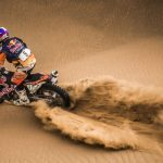 Toby Price leads Morocco Rally after stage 3