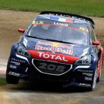 Peugeot-Hansen Look To Take the Lead at the World RX of Germany