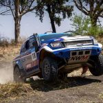 Clean Sweep for NWM Ford Performance at Sun City 450