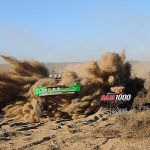 This heroic three-wheeled race finish is why we love the Baja 1000