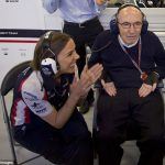 Williams returns home after pneumonia scare